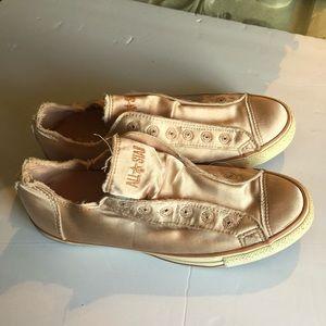 Converse shoes size 8.5 NWOT